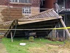 Deck collapses are on the rise. www.thedeckinspector.com